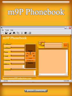 m9P Phonebook