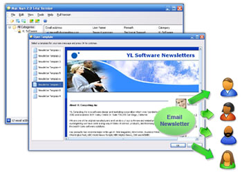 Bulk Email Software 2.0