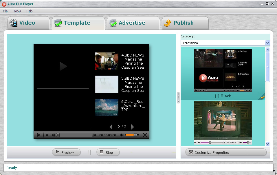 Video players software (Free download) - Online