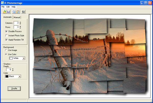ImageElements Photomontage