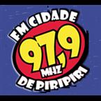 Radio FM Cidade de Piripiri Brazilian Popular