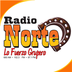 Radio Norte 680 AM Spanish Music