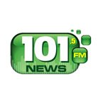 Rádio 101 News FM Brazilian Popular