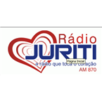 Rádio Juriti AM Brazilian Popular