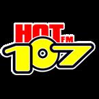 Rádio Hot107 (107.7 FM) Brazilian Popular