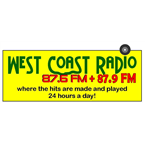 West Coast Radio WCR 87.6Fm Top 40/Pop
