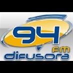 Rádio Difusora 94 FM Brazilian Popular
