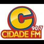 Radio Cidade FM (Florianopolis) Brazilian Popular