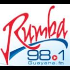 Rumba 98.1 Guayana FM Local Music