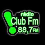 Rádio Clube 88.7 FM Sertanejo Pop