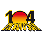 Rádio 104 FM Novo Som Evangélica