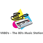VX80 The 80`s Station 80`s