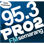 RRI Semarang Pro 2 Top 40/Pop