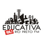 Rádio Educativa 106.7 FM Adult Contemporary
