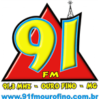 Rádio 91 FM Brazilian Popular