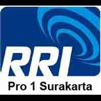 Pro 1 RRI Surakarta FM