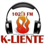 Kaliente 102.3 FM Top 40/Pop