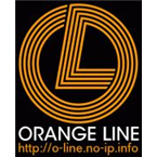 Orange Line Radio Electronic