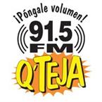 Q`Teja 91.5 FM Tropical