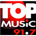 Top Music 91.7 Top 40/Pop