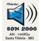 Radio Som 2000 AM Brazilian Music