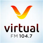 Rádio Virtual FM 104.7 Brazilian Popular