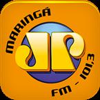 Rádio Jovem Pan FM (Maringá) Top 40/Pop