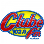 Radio Clube FM (Goiania) Brazilian Popular