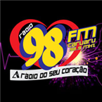Radio 98 FM (Caruaru) Brazilian Popular