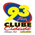 Radio Clube Cidade FM Brazilian Popular