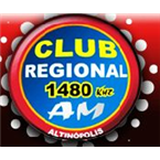 Rádio Club Regional AM Brazilian Popular