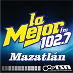 La Mejor 102.7 FM Mazatlán Mexican