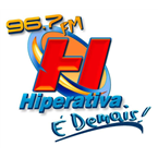 Rádio Hiperativa FM Brazilian Popular