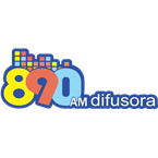 Radio Difusora 890 AM Brazilian Talk