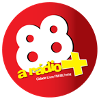 Rádio 88 Mais FM Brazilian Popular