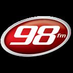 Radio 98 FM Curitiba Brazilian Popular