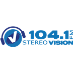 Stereo Vision 104.1 FM Top 40/Pop