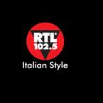 RTL 102.5 Italian Style Italian Music