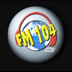 Radio FM 104 Brazilian Popular