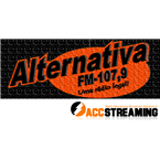 Radio Alternativa FM 107 Brazilian Popular