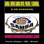 ON RÁDIO SAMBA Samba