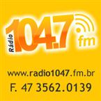 Rádio 104.7 FM Brazilian Popular