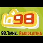 La 98 RadioLatina Top 40/Pop