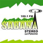Sabana Stereo 100.1 FM Pop Latino