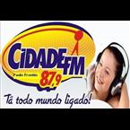 Rádio Cidade 87.9 FM Brazilian Music