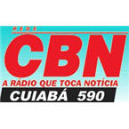 Rádio CBN (Cuiabá) National News