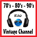 70`s 80`s 90`s RIW VINTAGE CHANNEL