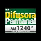 Rádio Difusora Pantanal AM Brazilian Talk