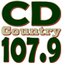 CD Country 107.9 Country