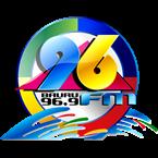 Radio 96 FM Bauru Top 40/Pop
